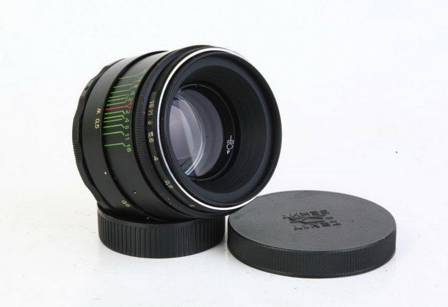 Гелиос-44-2 2/58 для Sony Nex (Sony E)