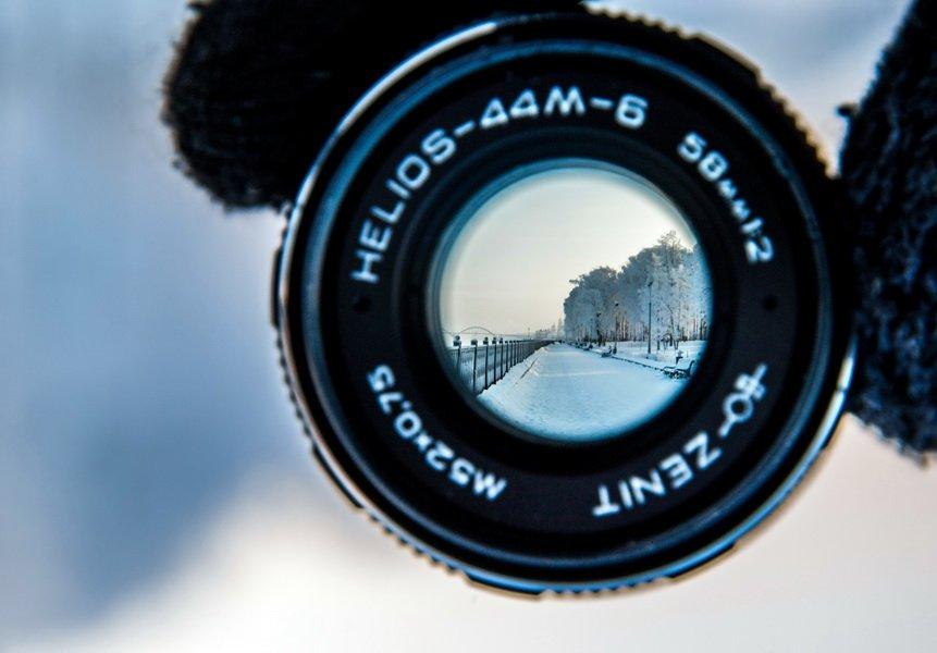Гелиос 44М-6 2/58 для Canon EOS (1996)