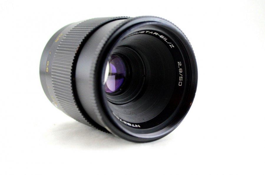 Супер макро Индустар-61Л/З 2.8/50 для Nikon