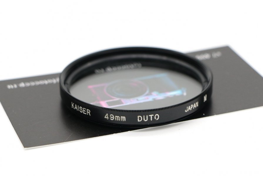 Светофильтр Kaiser 49mm Duto Japan M