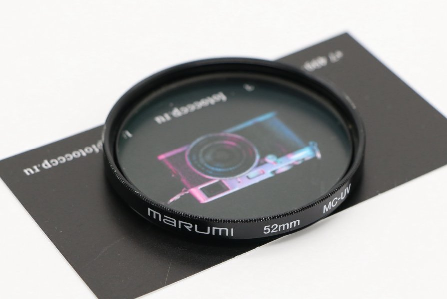 Светофильтр Marumi 52mm MC-UV