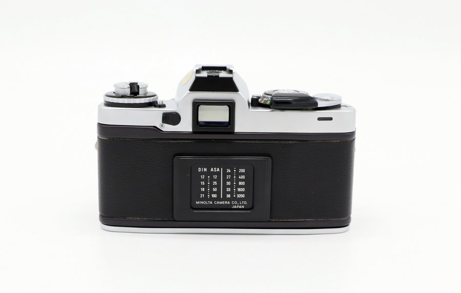 Minolta XD 11 kit (Japan, 1977)