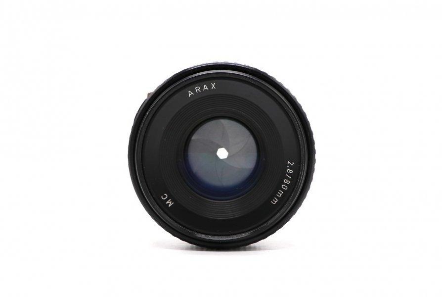 Arax 80mm f/2.8 MC