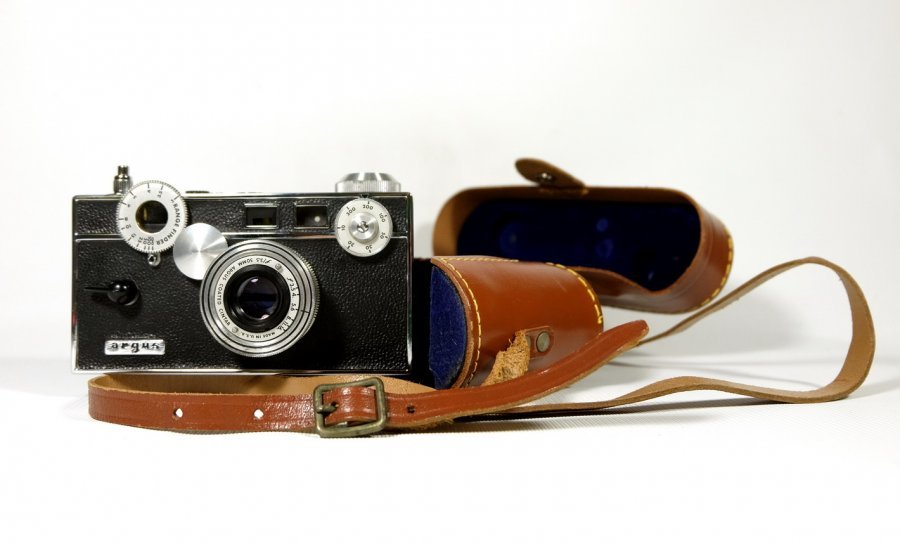 Argus С3 Vintage (USA, 1960)