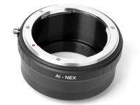 Adapter Nikon F - Sony Nex / Sony E