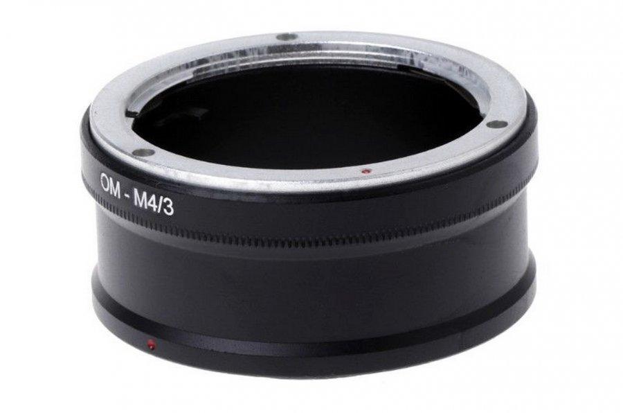 Adapter Olympus OM - Micro 4/3
