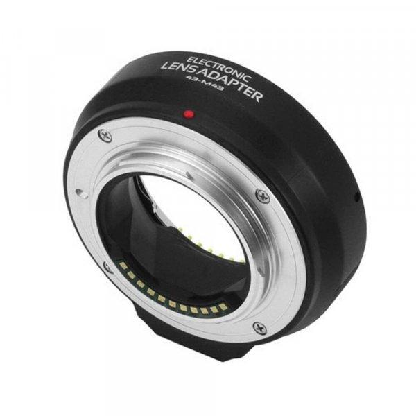 Adapter Olympus 4/3 - Micro 4/3 автофокусный