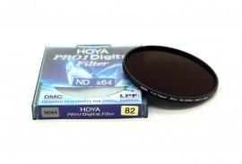 Светофильтр Hoya Pro1 Digital 82mm MC ND x64