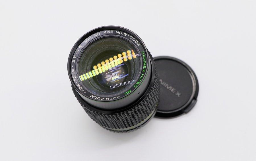 Hanimex MC 28-70mm f/3.5-4.5 Macro М42