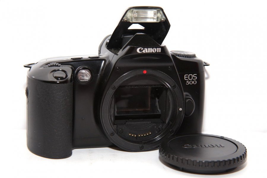 Canon EOS 500 body (Japan, 1995г.в)