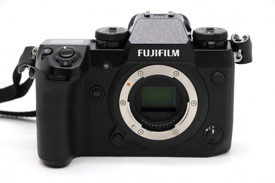 Fujifilm X-H1 Body в упаковке