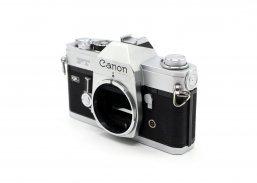 Canon FT QL body (Japan, 1969)