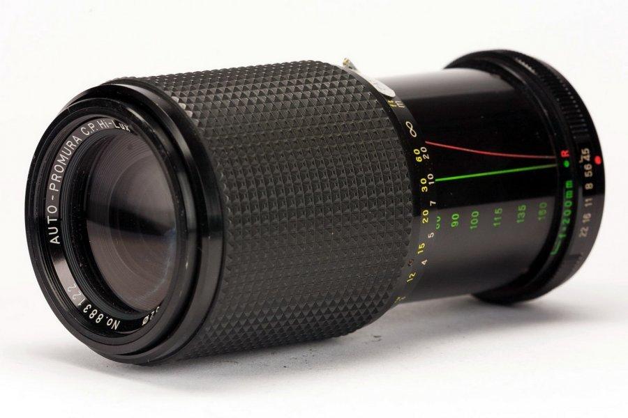 Auto-Promura C.P. Hi-Lux 4,5/80-200mm (Japan, 1995)