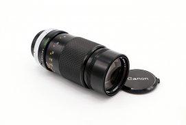 Canon FD 200mm f/4 S.S.C. (Japan, 1974)
