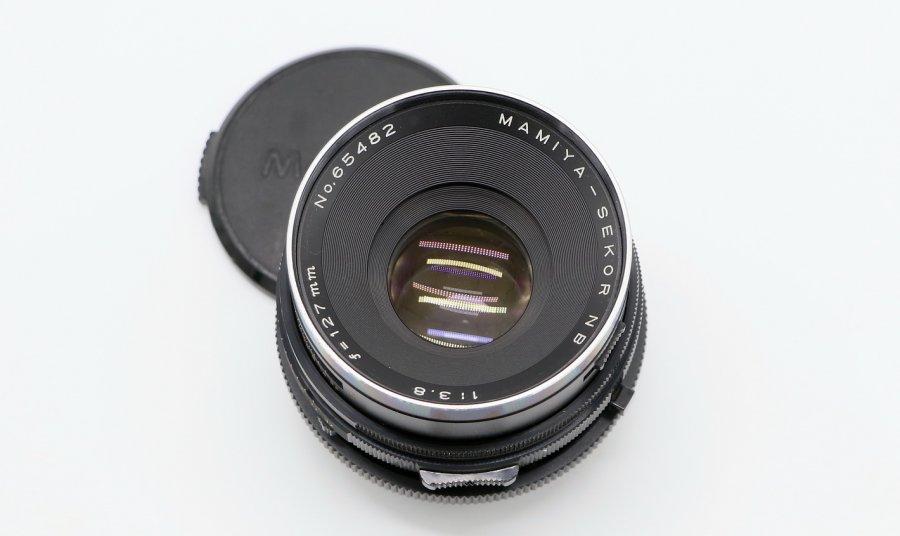 Mamiya - Sekor NB 3,8/127mm
