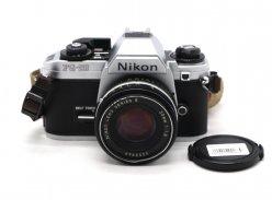 Nikon FG-20 kit (Japan, 1985)