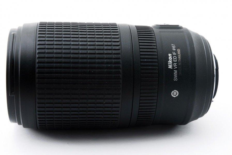 Nikon 70-300mm f/4.5-5.6G ED-IF AF-S VR Zoom-Nikkor