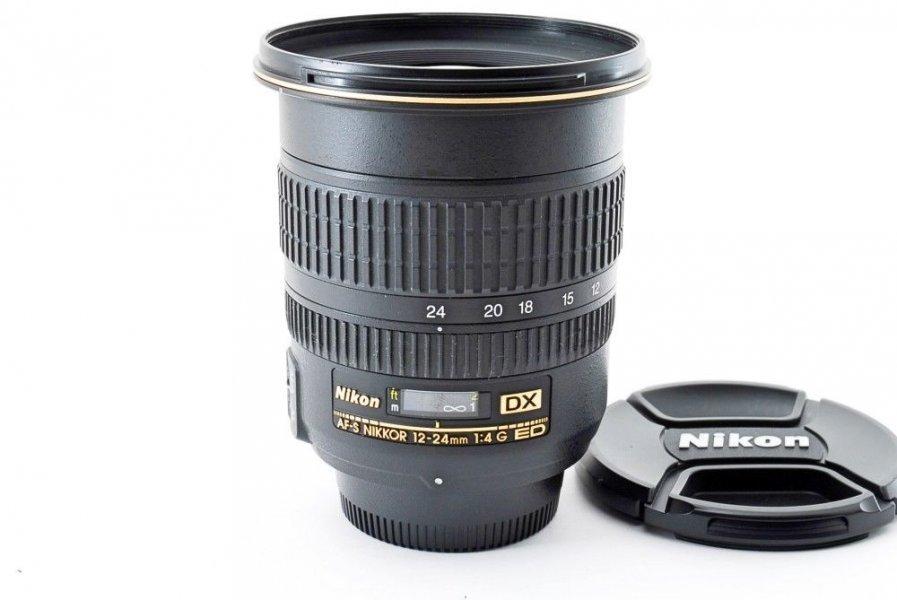 Nikon 12-24mm f/4G ED-IF AF-S DX Zoom-Nikkor