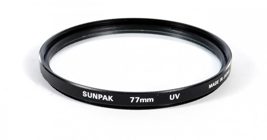 Светофильтр Sunpak UV 77mm