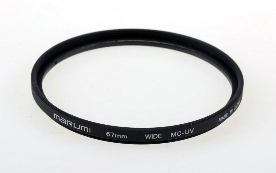 Светофильтр Marumi 67mm MC-UV