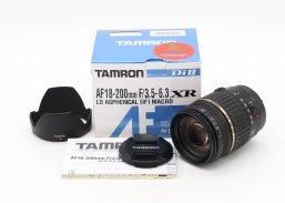Tamron AF 18-200mm f/3.5-6.3 XR Di II LD Aspherical (IF) MACRO (A14) Canon EF-S в упаковке