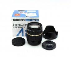 Tamron AF 18-200mm f/3.5-6.3 IF MACRO ASPHERICAL LD XR DI II Sony A в упаковке