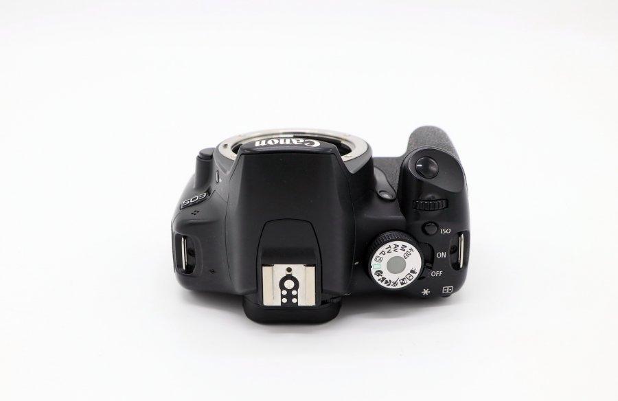 Canon EOS 500D kit в коробке