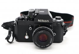 Nikon F2 Photomic + Nikon 50mm f/1.8