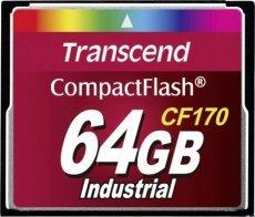 Флеш карта Compact Flash Transcend 64GB CF170