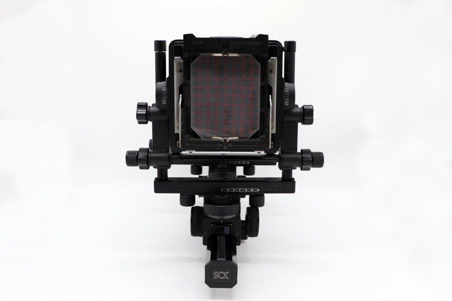 Cambo 4x5 монорельсовая камера
