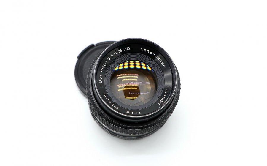 Fujinon 1.8/55mm M42 Japan