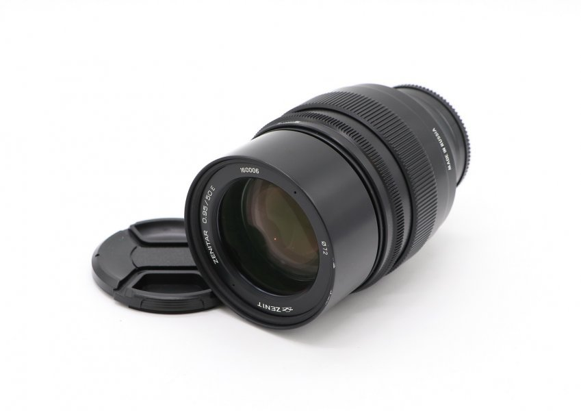 Зенитар-E 0.95/50mm for Sony E