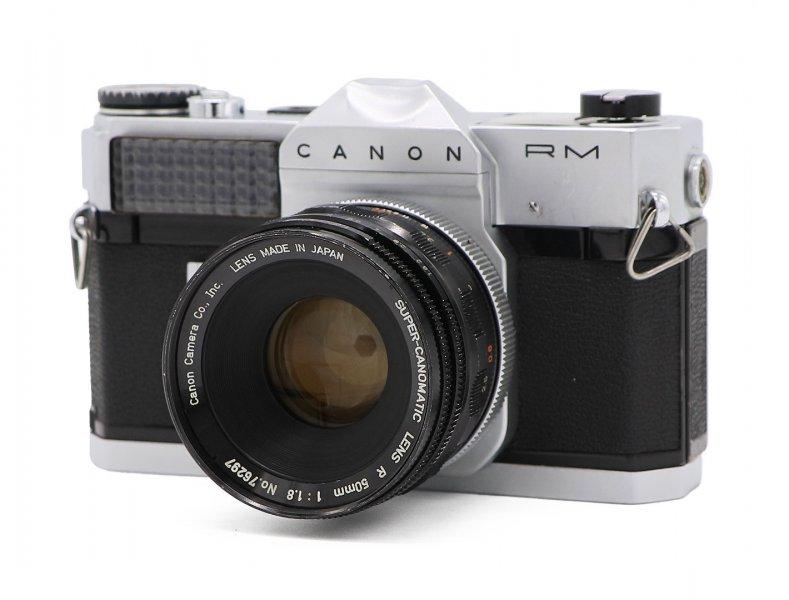 Canon Canonflex RM kit б/у