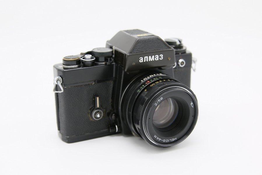 Редкость Алмаз-103 (ЛОМО, 1984 г.)