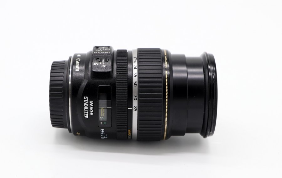 Canon EF-S 17-85mm f/4-5.6 IS USM б/у