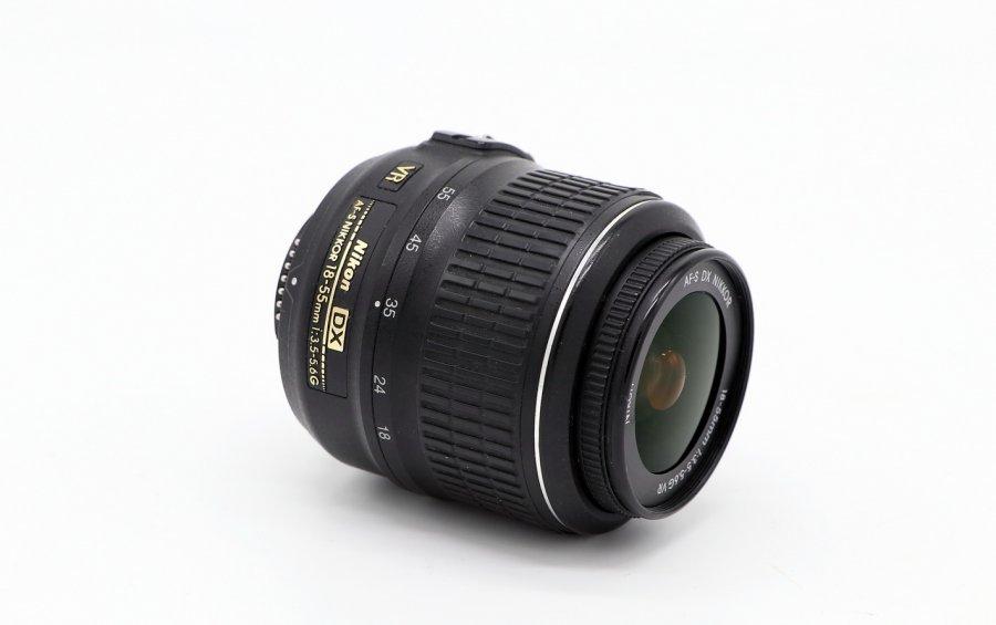 Nikon 18-55mm f/3.5-5.6G AF-S VR DX Nikkor б/у