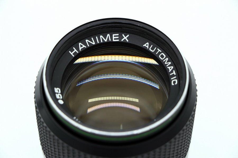Hanimex 135mm f/2.8 Automatic
