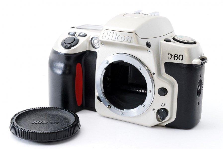 Nikon F60 body