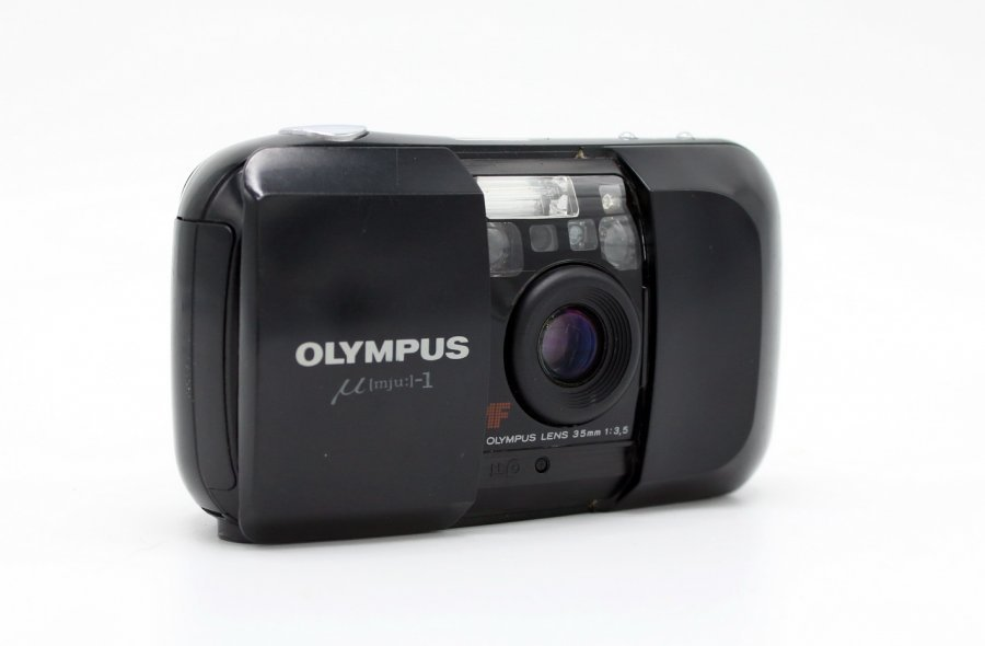 Olympus mju i (Japan, 2001)