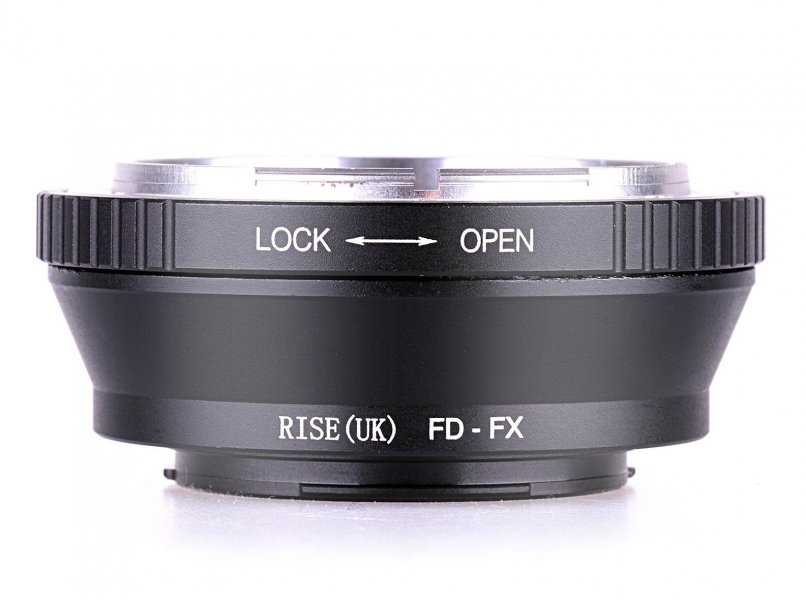 Adapter Canon FD - Fujifilm X