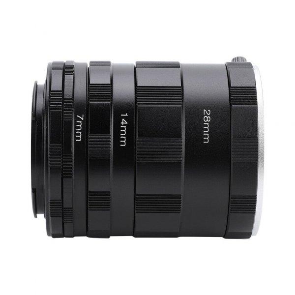 Макрокольца для Fujifilm X (без автофокуса)
