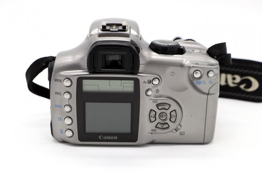 Canon EOS 300D kit