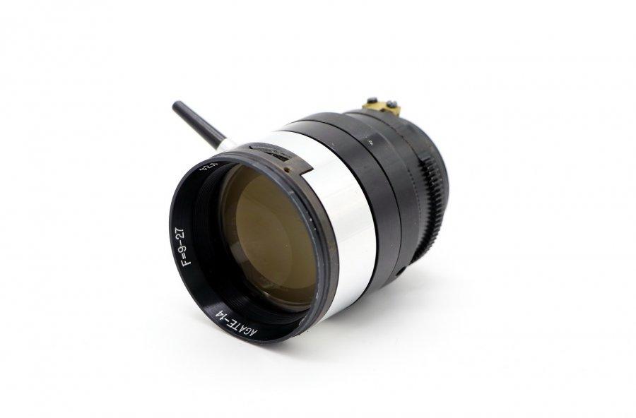 Agate-14 9-27mm f/2.8