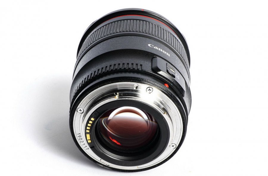 Canon EF 24mm f/1.4L II USM (Japan)
