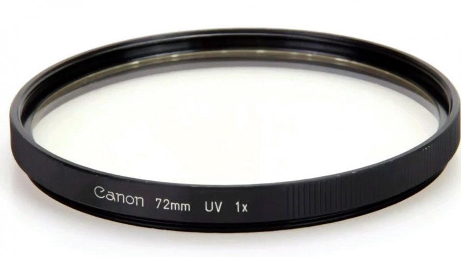 Светофильтр Canon 72mm UV 1x (Japan)