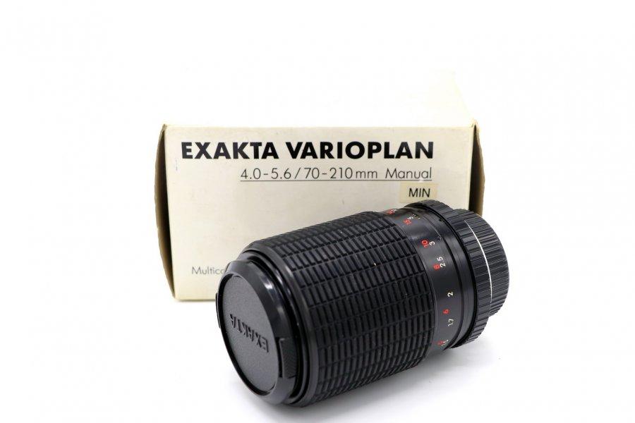 Exakta Varioplan MC 70-210mm f/4-5.6 Minolta MD