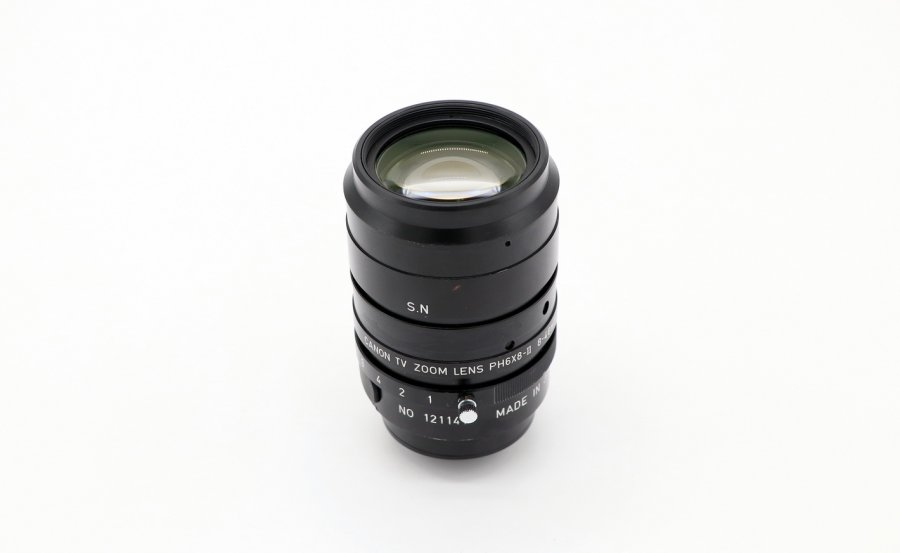 Canon 8-48mm f/1.0 PH6x8-2 TV Zoom