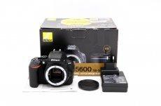 Nikon D5600 body (пробег 4К)