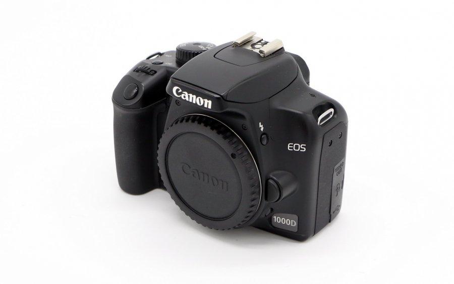 Canon EOS 1000D body б/у