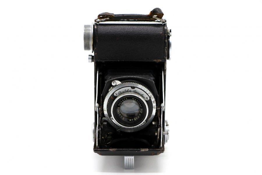 Balda Baldina + Meritar 2.9/50mm
